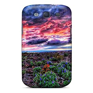 Hot Design Premium DVkX-201BJn Tpu Case Cover Galaxy S3 Protection Case(another Day Gone)