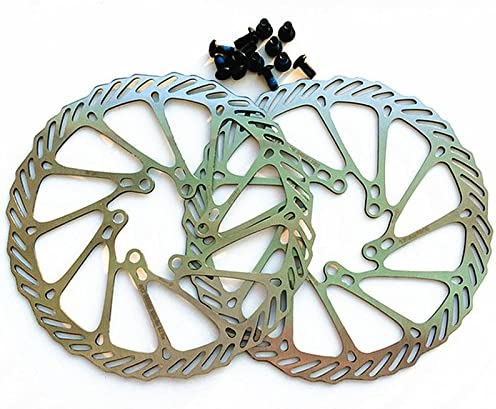 140//160//180//203mm MTB Bike Disc Brake Rotor Bicycle 6 Bolts Disc Brake Rotor US