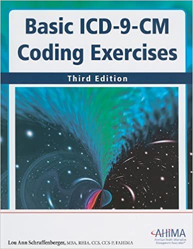 Book Basic ICD-9-CM Coding Exercises