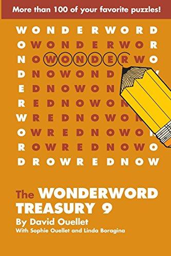 The Wonderword Treasury 9 by Andrews McMeel Publishing