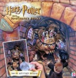 "Harry Potter and the Sorcerer's Stone 300pc. Mystery ""Fluffy"" Puzzle"