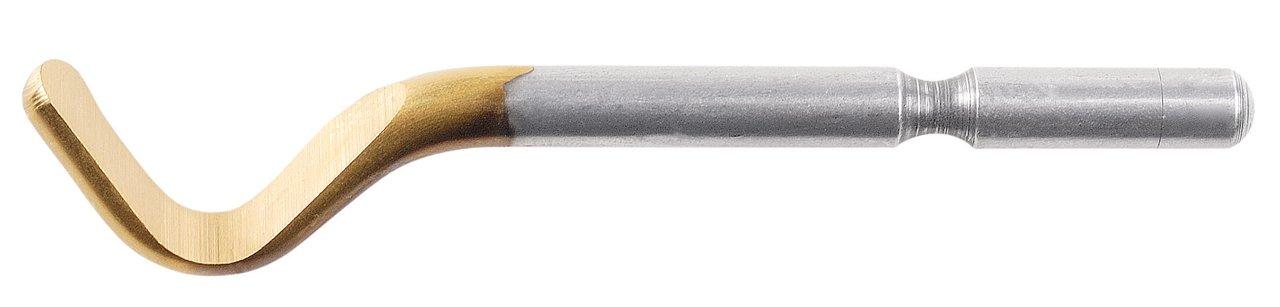 SHAVIV 29227 E300 TIN Coated Blades Pack of 10 E300P