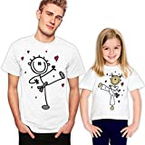Karate Girl and Karate Father Matching T-shirts Set - Best Reviews Guide
