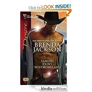 Taming Clint Westmoreland (Silhouette Desire) Brenda Jackson