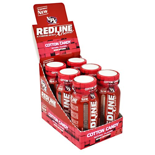 Redline Xtreme Shot, Cotton Candy for $<!--$49.98-->