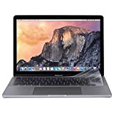 """Moshi ClearGuard for 2018 New MacBook Pro 15"""" 13"""" with Touch Bar, Thunderbolt"""