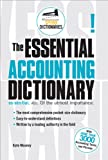Dictionary of Essential Accounting Terms, Kate Mooney, 1572486511