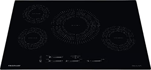 Frigidaire 30 Inch Electric Induction Smoothtop Style Cooktop