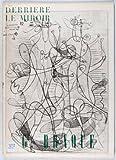 img - for Derri re le Miroir, No. 71-72: G. Braque book / textbook / text book