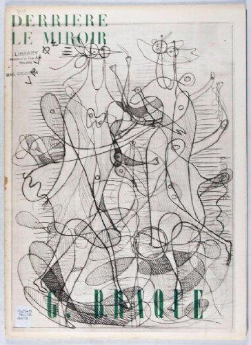 Derrière le Miroir, No. 71-72: G. Braque