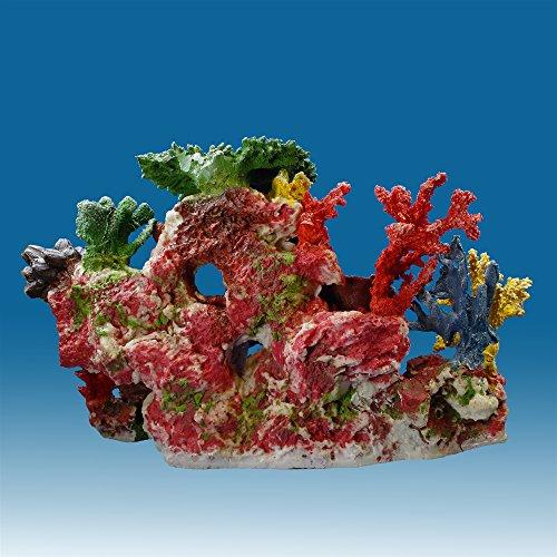 Instant Reef #R046 Artificial Coral Reef Aquarium Decor for Saltwater ...