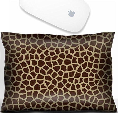 Luxlady Mouse Wrist Rest Office Decor Wrist Supporter Pillow giraffe fur seamless texture giraffe pattern decorative background. IMAGE: 6557959 (Giraffe Fur Pillow)
