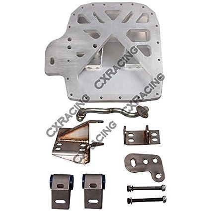 Soporte del motor aceite pan para RX7 FC 13B Rotary motor Datsun 510 Swap Turbo 2: Amazon.es: Coche y moto