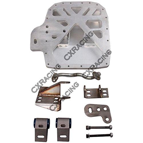 Amazon.com: Engine Mount Oil Pan For RX7 FC 13B Rotary Engine Datsun 510 Swap Turbo 2: Automotive