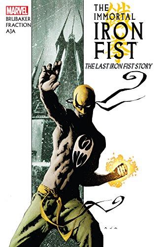 Immortal Iron Fist Vol. 1: The Last Iron