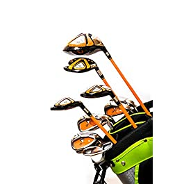 Droc Men 12 PCS Golf Clubs Set & Golf Bag LH