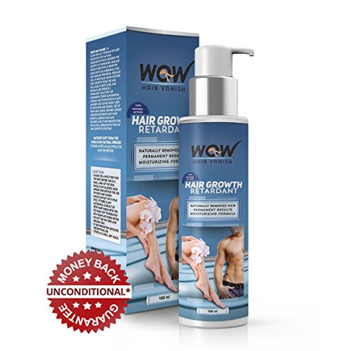WOW HAIR VANISH – Pack of 1 – 30 Day Supply – 100 ML