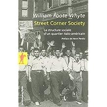 STREET CORNER SOCIETY #126 -POCHE -NE