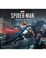 Marvel's Spider-Man: The Art of the Game