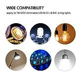 Outdoor Dimmer,TECKIN Smart Wifi Plug-in Light