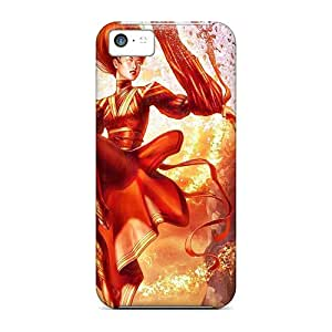 Iphone 5c Cases, Premium Protective Cases With Awesome Look - Fire Water Fairy