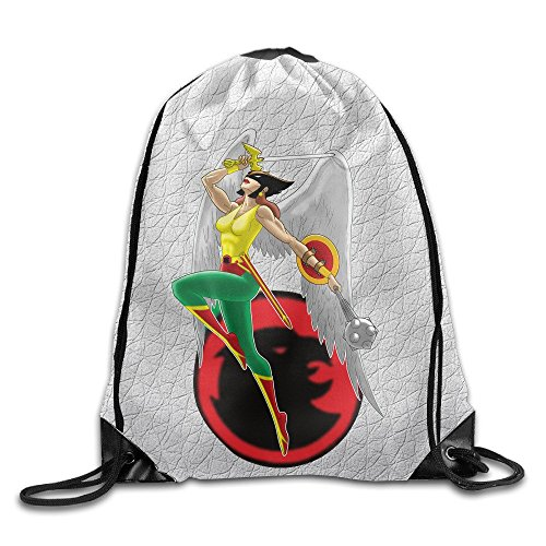 Hawkgirl Mask (GLK300 2 Hawkgirl Superhero Beam Port Backpack For Unisex One Size)