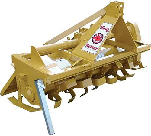 King Kutter Gear-Driven Rotary Tiller – 6ft. Tiller Width, Model Number TG-72-Y