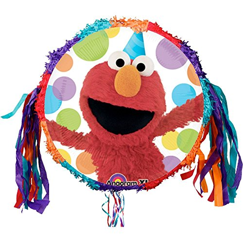 Costume Supercenter BBKIT1081 Elmo Pull-String Pinata (Adult Supercenter)