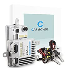 Car Rover HID Xenon Conversion Kit with CanBus Technology Ballasts - H7 - 5000k - 3 Year Warranty