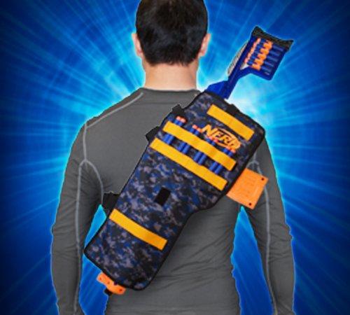 Modified Part Tactical Phone Holder for Nerf Elite Series - Orange +  Grey-LighTake.com