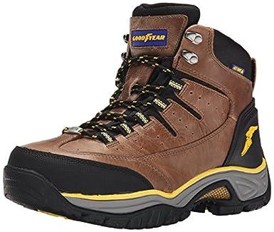 2a41ac7ceb6 Goodyear Men's Bristol SW Waterproof Steel Toe Work Boot: Amazon.in ...