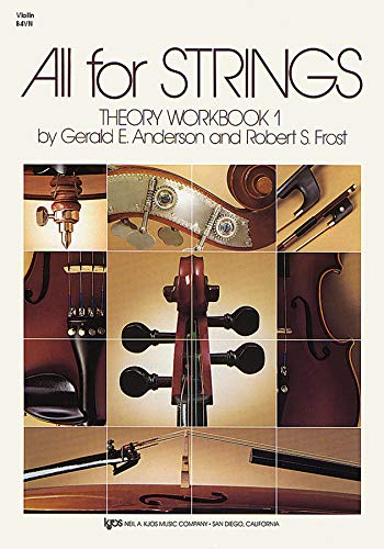 (84VN - All For Strings Theory Book 1:)