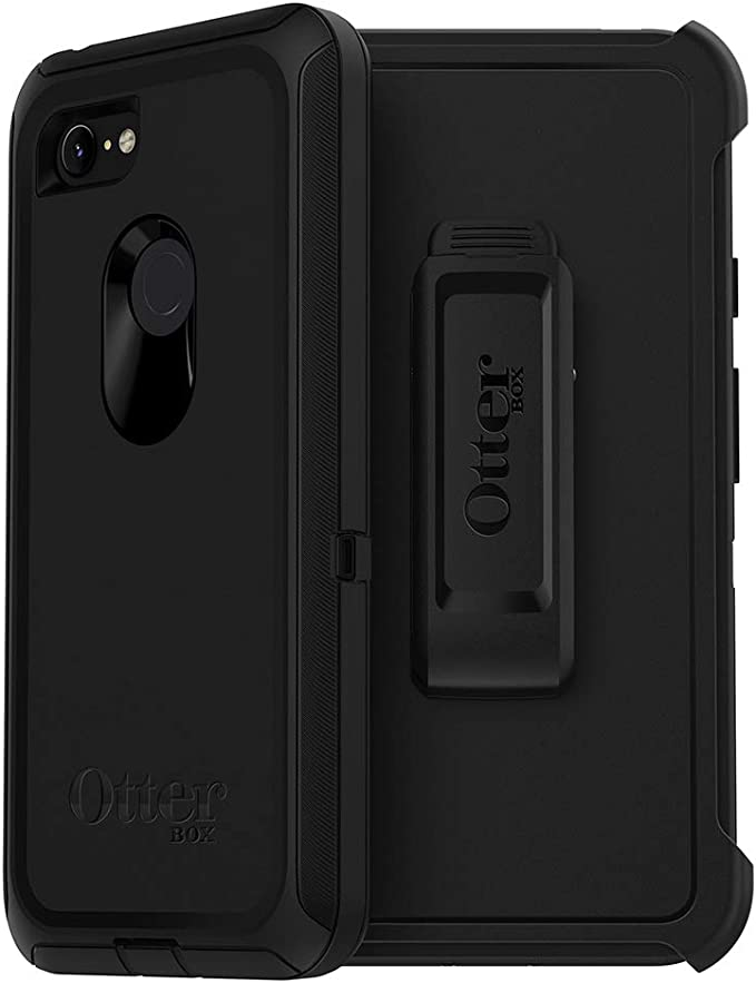 OtterBox Defender Series - Funda para Google Pixel 3 XL, Color Negro: Amazon.es: Electrónica