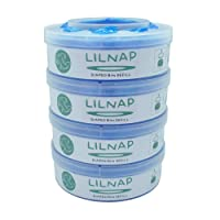LILNAP - Ricarica compatibile per Mangiapannolini Sangenic Tommee Tippee & Tec