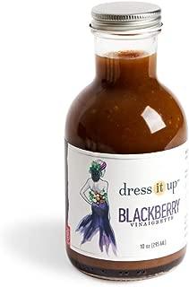 product image for Dress It Up Dressing - Blackberry Vinaigrette Dressing   Gluten Free, Vegan, NO added Sugar, & Low Sodium   Paleo, Keto & Whole 30 Friendly   Salad Dressing and Marinade   10oz