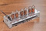 Nixie Tube Clock 6X IN-14 Replaceable Nixie