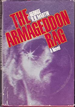 The Armageddon Rag 0553383078 Book Cover