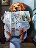 Buffalo Games - A Dog's Life - Dog Gone Funny - 750 Piece Jigsaw...
