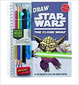How to Draw Star Wars: The Clone Wars (Star Wars) (Mixed ...