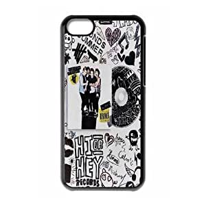 Custom High Quality WUCHAOGUI Phone case 5SOS music band Protective Case For Iphone 5/5s - Case-15