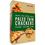 Paleo Thin Crackers (Low Carb -Gluten Free) Net Wt 8.5 oz (241g)