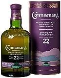 Connemara Irish Peated Malt 22 Years Old mit Geschenkverpackung  Whiskey (1 x 0.7 l)