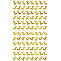 [DECO FAIRY] Cute Little Giraffe in Different Poses Stickers (106 Stickers)
