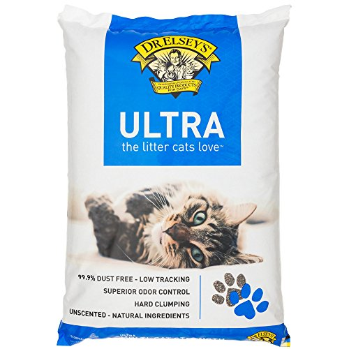 The Best Unscented Clumping Cat Litter 2018 Star Product