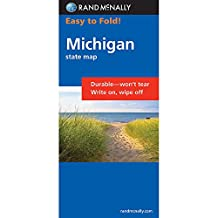 Easy Finder Map Michigan