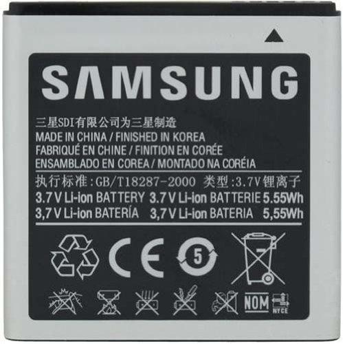 Samsung EB575152VU Original OEM Battery for Galaxy S/i9000 - Non-Retail Packaging - Black (Samsung Galaxy S I9000 Battery)
