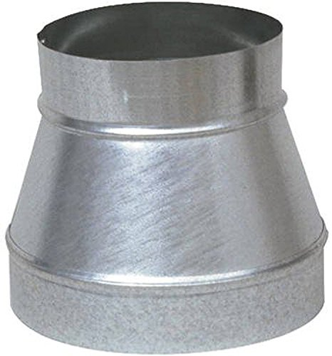 (Single Wall Galvanized Metal Duct Reducer 6