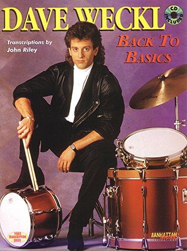 Back to Basics: An Encyclopedia of Drumming Techniques (Book & CD) (Manhattan Music Publications - Video Transcription Series)