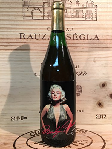 Price comparison product image 1990 Marilyn Monroe White Table Wine from Nova Wines Marliyn Merlot 750 ml