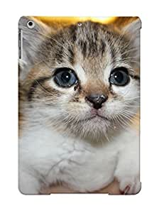 Anettewixom Fashion Protective Animal Cat Case Cover For Ipad Air